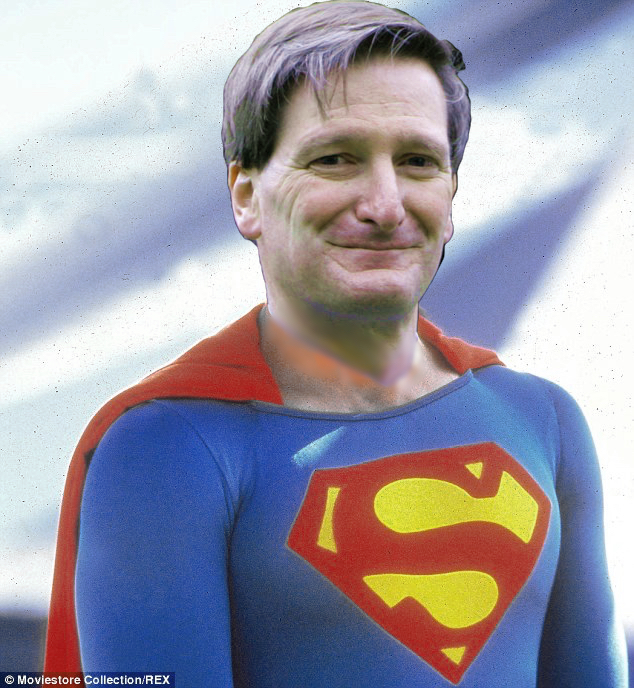 Dominic Grieve. Probably.