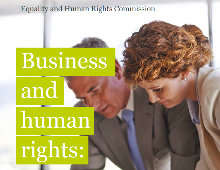equality and human rights commissio essay