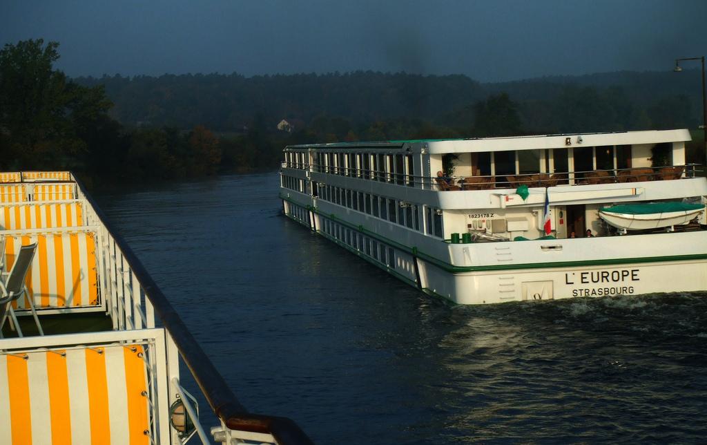 Europe boat