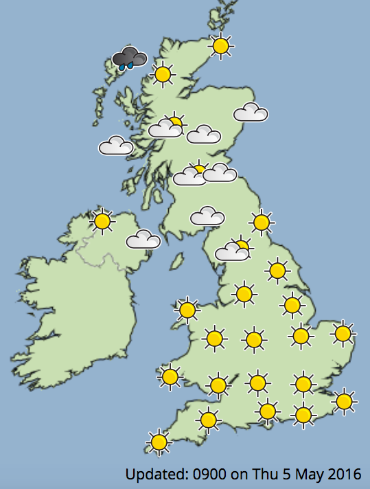 Source: Met Office