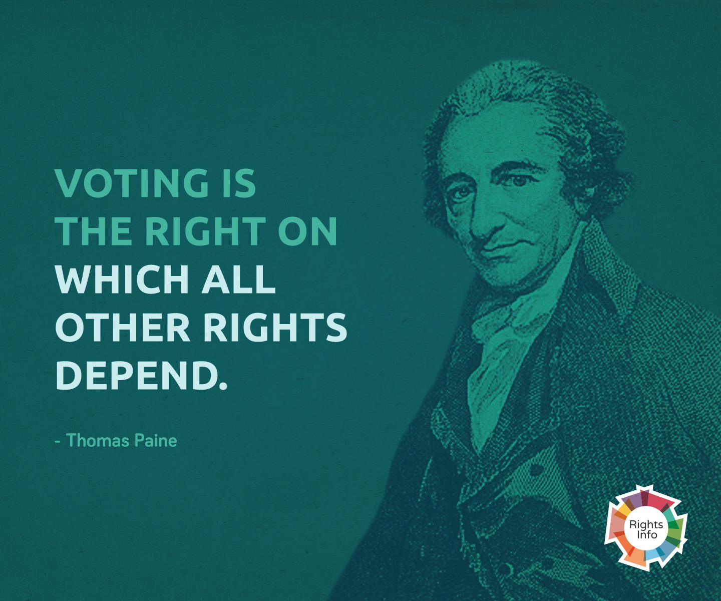 09-Thursday - 23 June (EU Referendum)-Thomas Paine