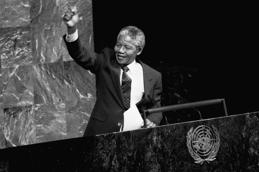 Image result for nelson mandela old pictures