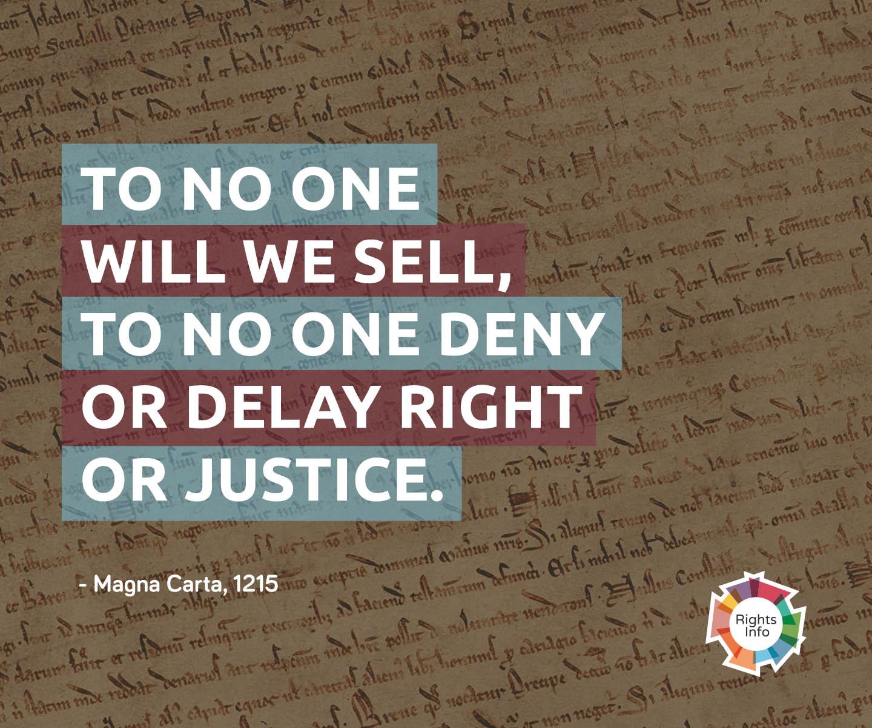 Magna Carta 1215 -2