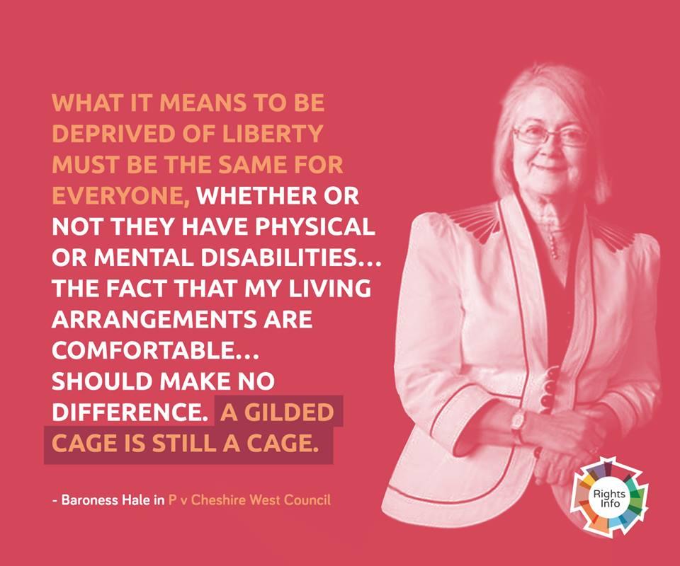 Brenda Hale quote