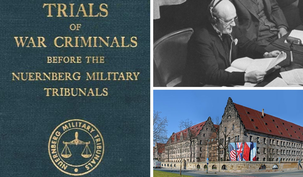 what happened to the nuremberg trials history essay Holocaust term papers (paper 11501) on the nuremberg trials : the trial at nuremberg during world war ii the allies were determined that both hitler and.