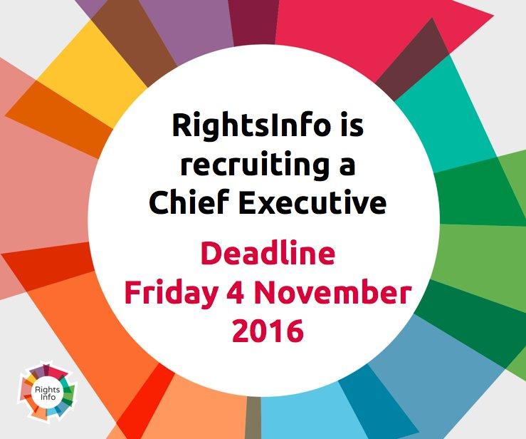 RightsInfo recruiting