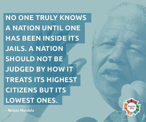 Nelson Mandela Children Rightsinfo
