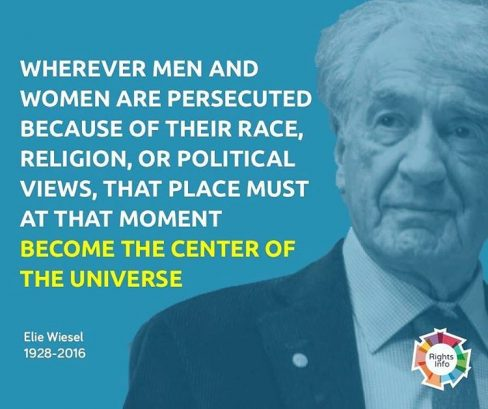 Elie wiesel religion quotes
