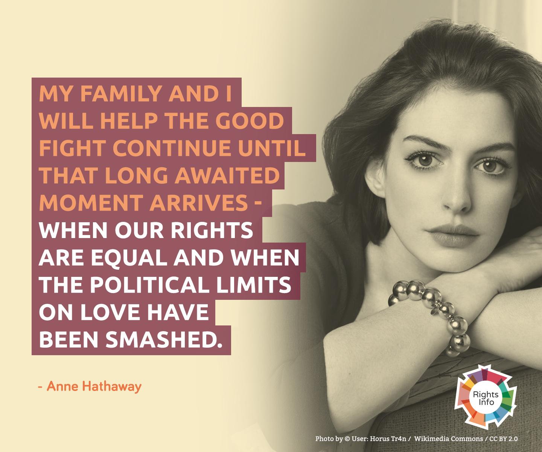 Anne Hathaway Quotes: Anne Hathaway