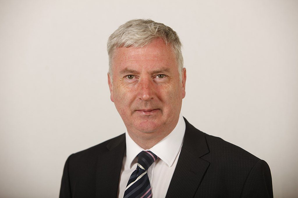 James Kelly MSP