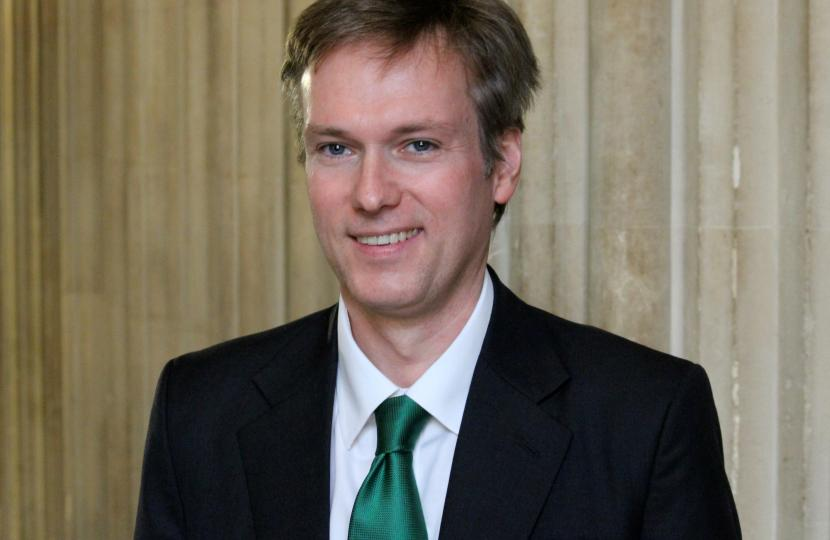 Henry Smith MP for Crawley