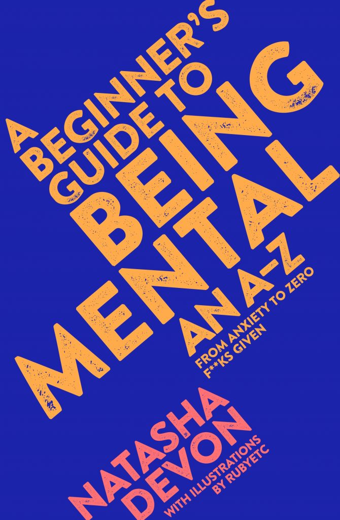 Book: A Beginner's Guide to Being Mental