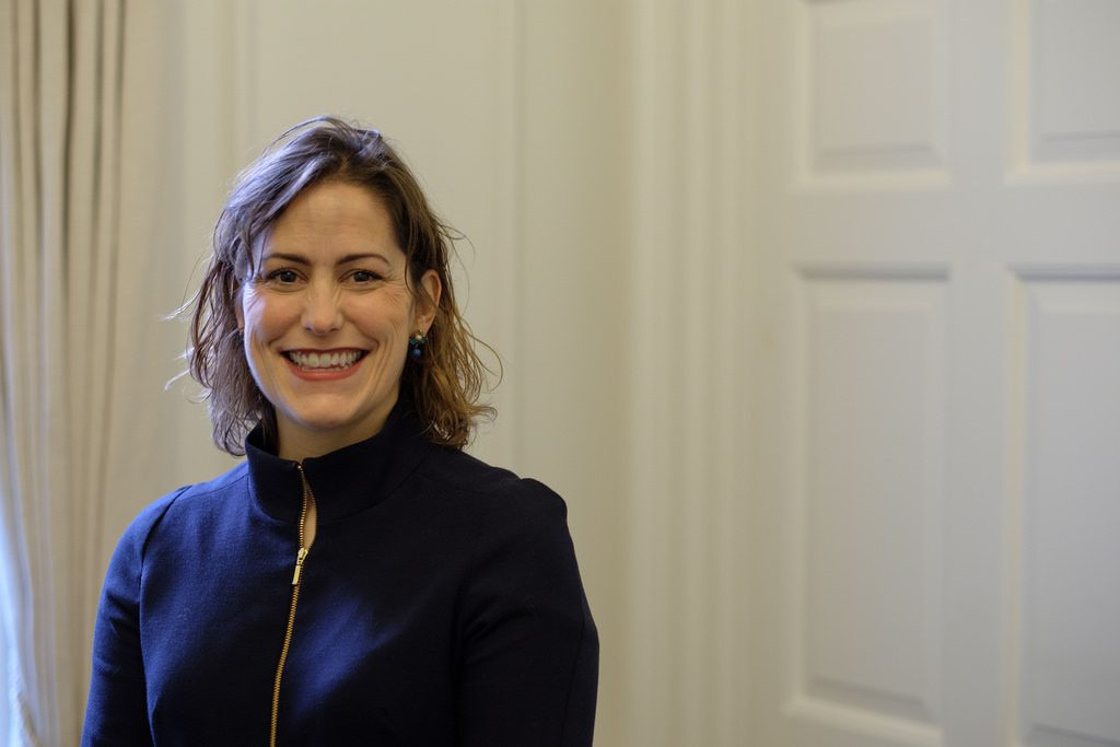 Victoria Atkins MP who has signed the Lanzarote Convention