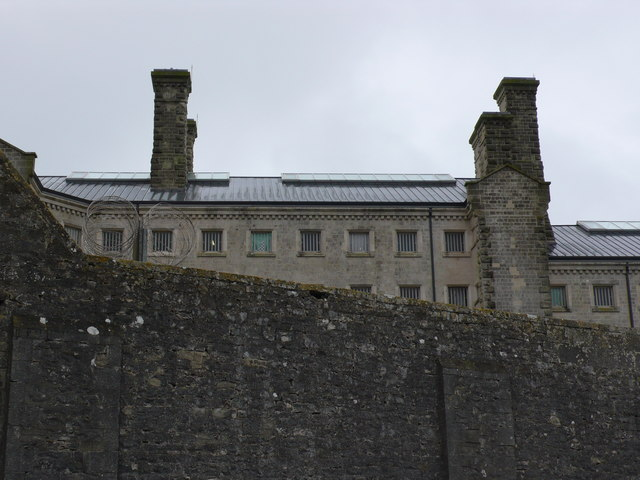 Portland young offender's institution