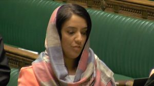 Naz Shah speaks in the House of Commons