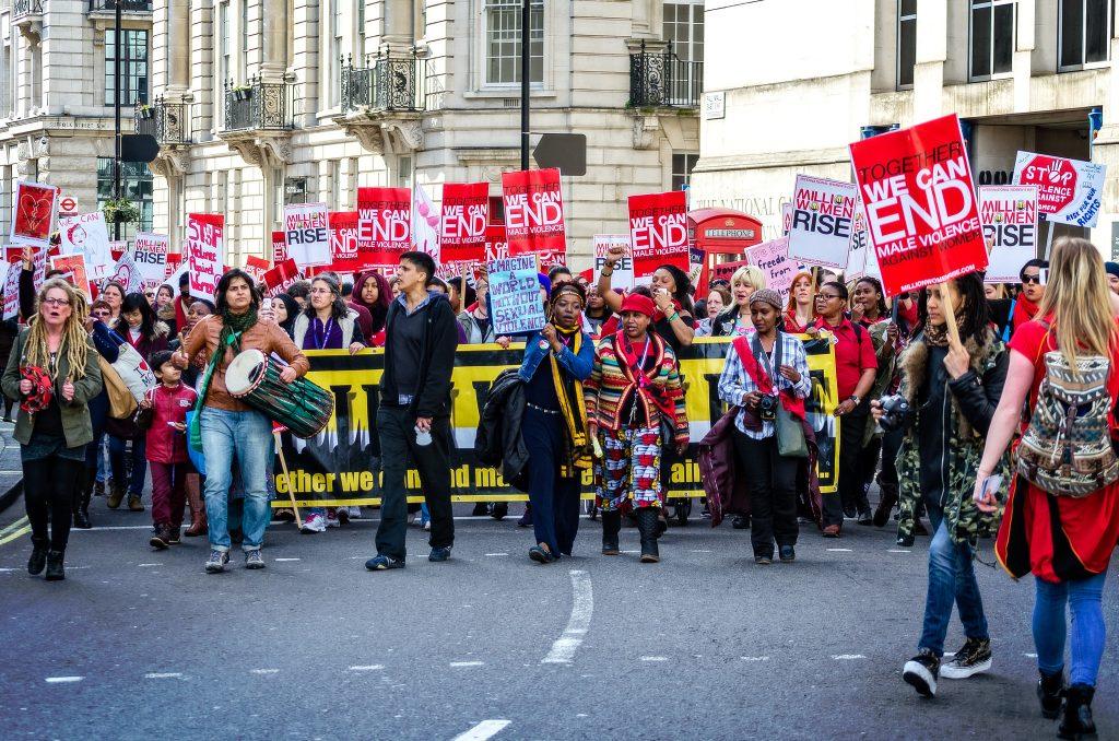 Million Women march