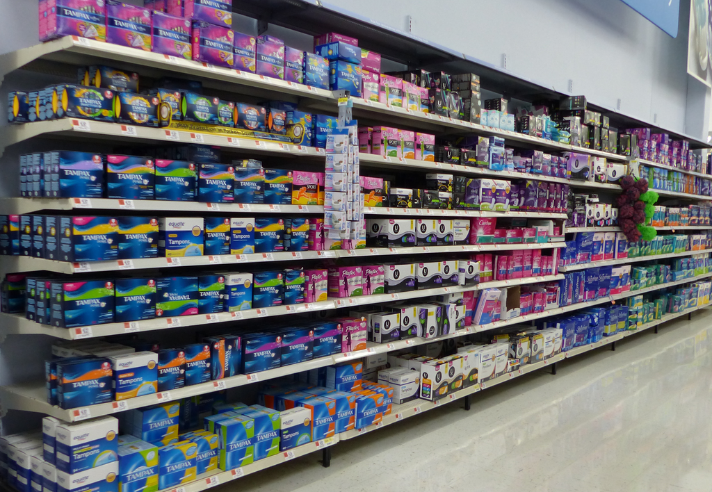 https://commons.wikimedia.org/wiki/File:Feminine_Hygiene_Products_in_a_Walmart.png