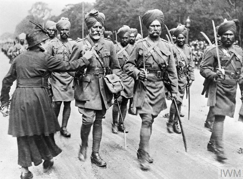 Indian Army World War 1 - RightsInfo
