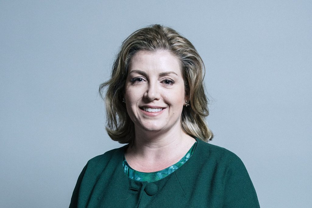 https://commons.wikimedia.org/wiki/File:Official_portrait_of_Penny_Mordaunt_crop_1.jpg