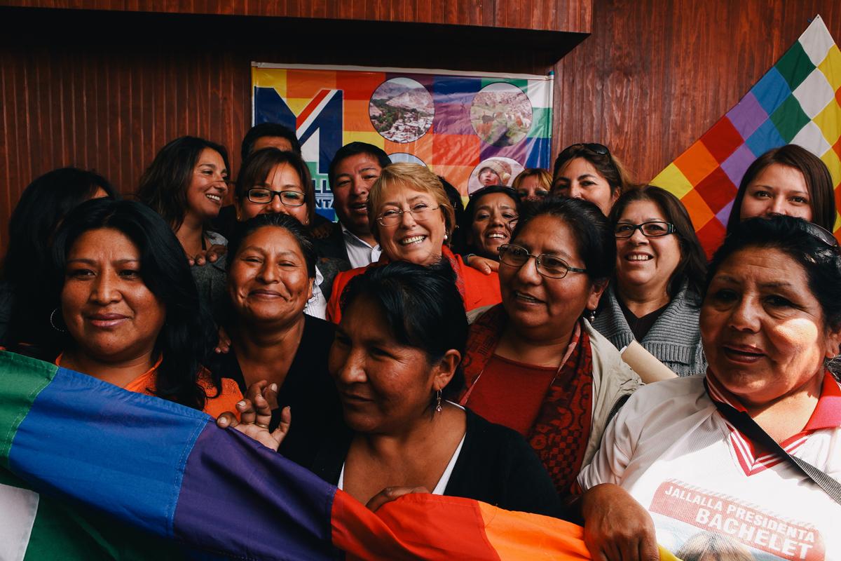 Michelle Bachelet/Flickr