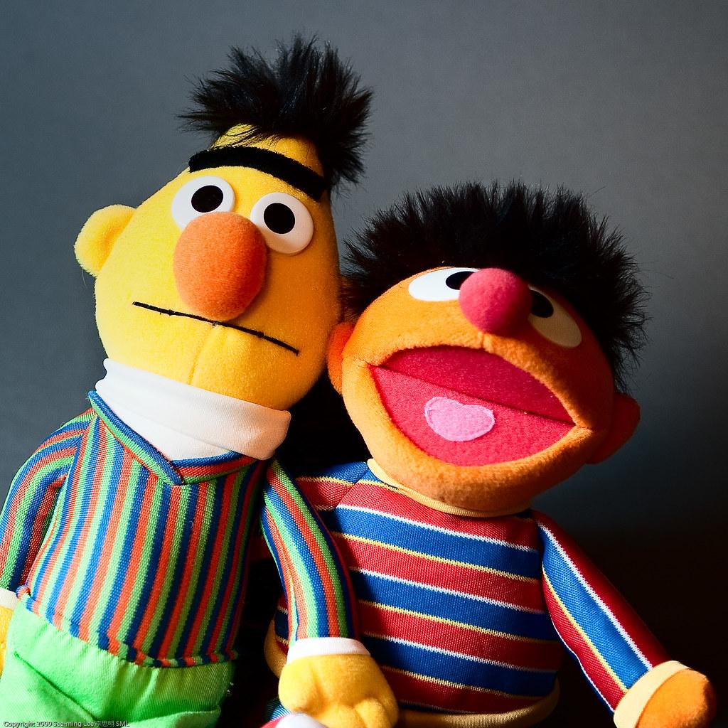 Bert And Ernie 'Gay Cake' Case