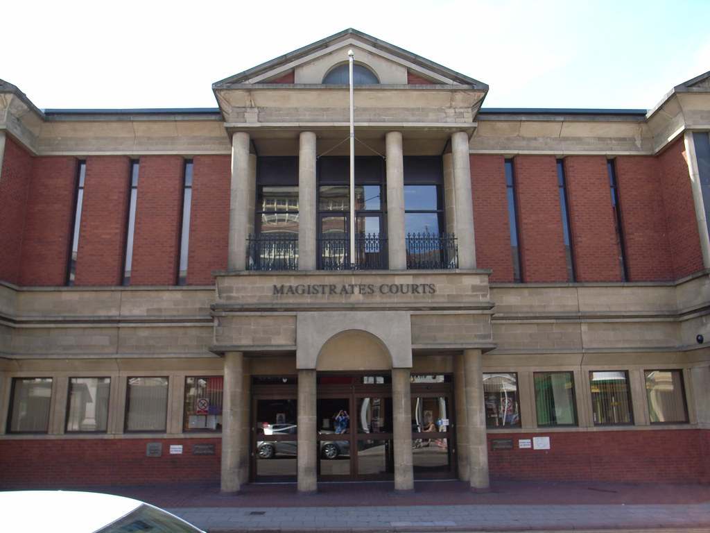 Magistrates Court Building