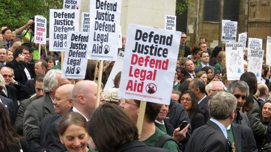 Legal Aid Fee Cuts To Evidence Work Have Been Declared Unlawful