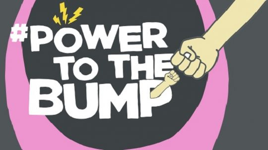 A Really Useful New Guide To Pregnancy Rights: #PowerToTheBump!