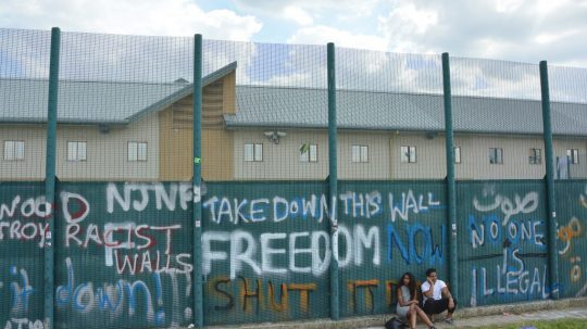 The European Court Just Backed The UK's Unlimited Immigration Detention Policy
