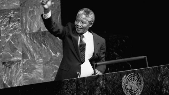 Nelson Mandela's Human Rights Legacy