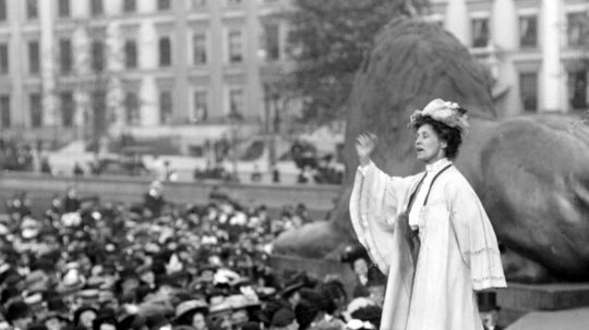 Everything You Need To Know About Suffragette Emmeline Pankhurst