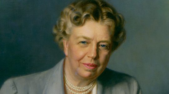 Meet Eleanor Roosevelt, First Lady of the World