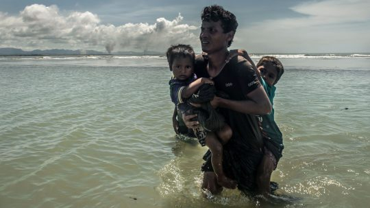 There is a Genocide Going on Right Now in Myanmar and We're Ignoring It