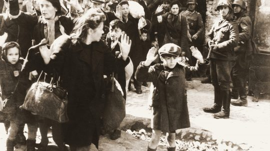 Why the Holocaust Shows We Need to Fight Hate Today with Human Rights