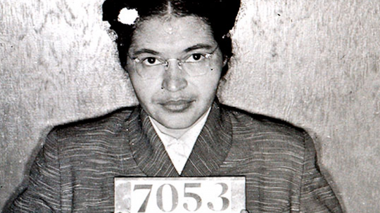 Sitting Down to Stand Up: The Incredible Story of Rosa Parks