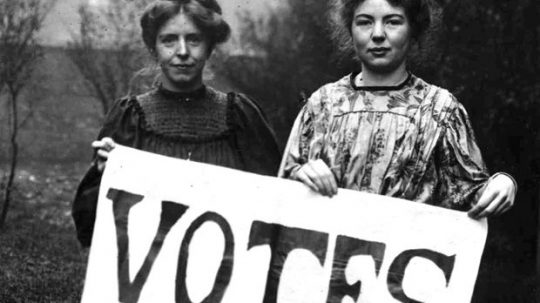 The Suffragettes Understood The Importance of Heroism - Something Activists Still Use Today
