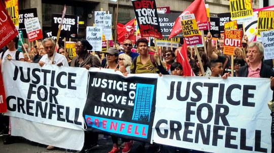 'It Was a Disaster in Every Way': The Ongoing Fight for the Grenfell Residents
