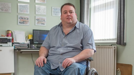 Troubles Legacy Raises Disability Rights Issues in Northern Ireland