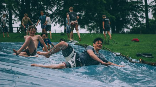 All Work And No Play: Should Adults Have The Right to Play?