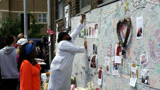 Why Housing Networks and Pressure Groups Fear Another Grenfell