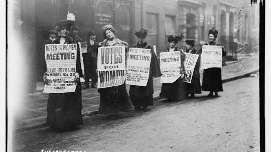 Why Today is the Real Anniversary for the Suffragette Movement