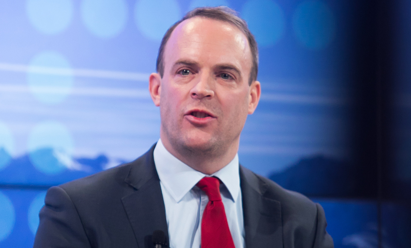 Brexit Secretary Dominic Raab presented the brexit white paper