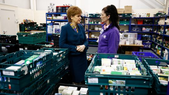 Put Right To Food Into Scots Law, Says Human Rights Commission