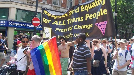 'We Can Protect Women's Rights and Support Transgender People'