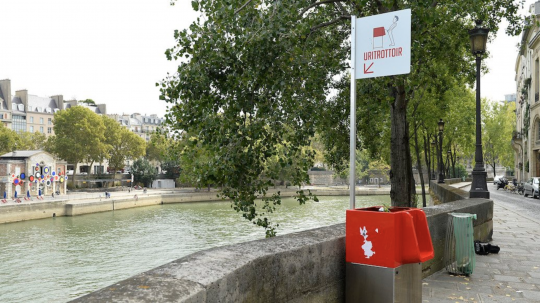 Uritrottoirs: How Public Urinals Prompted A Gender Equality Debate In France
