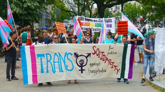 'Women's Equality And Trans Equality Do Not Contradict, Or Compete With Each Other'