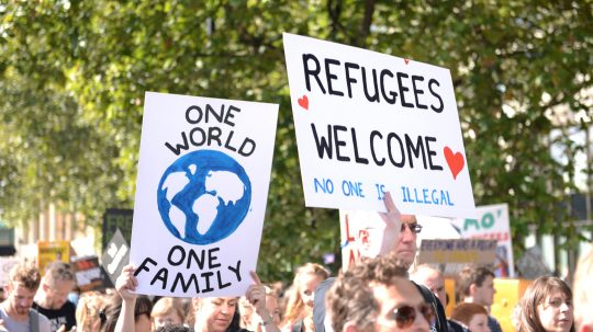 Refugees Called On To Help New UK Arrivals Know Their Rights