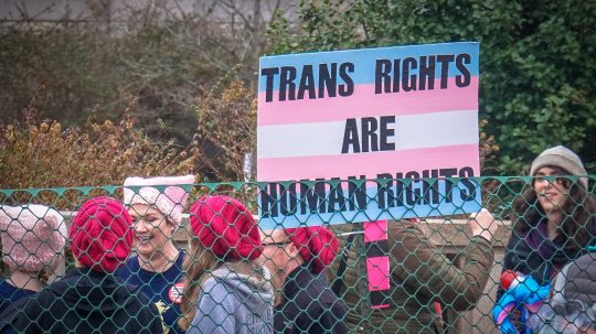 Trans And Non-Binary People 'Should Not Become Political Football'