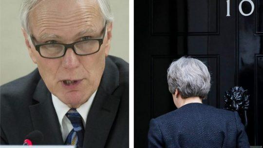 UN Poverty Envoy Attacks 'Callous' UK Austerity Policies