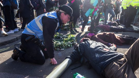 Extinction Rebellion London Ban: What Is A Section 14 Order And Is It Lawful?